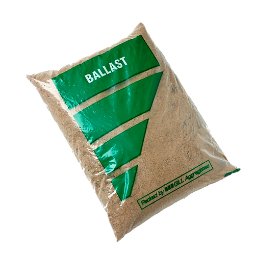 20mm Ballast 25kg Bag