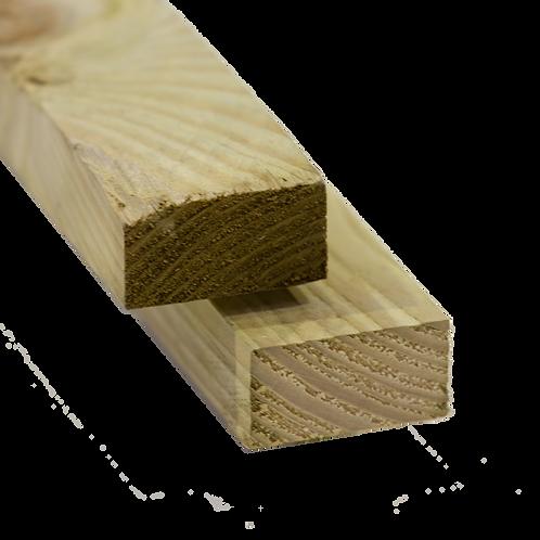 2x1 Timber Tile Roof Battens @ 4.8m