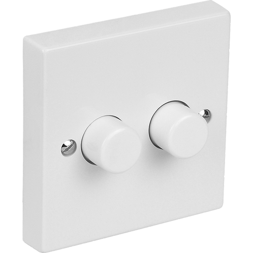 Dimmer Switch 400w 2G 2way