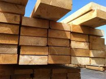 9x3 Timber @ 4.8m