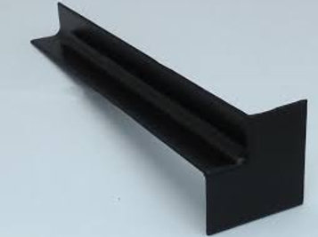 "300mm (12"") Fascia Corners (Black)"