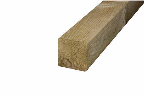 """1"""" x 1"""" Timber (Redwood)"""