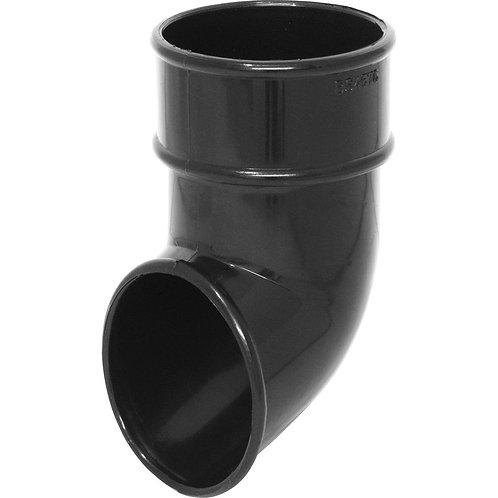 68mm Shoe Black