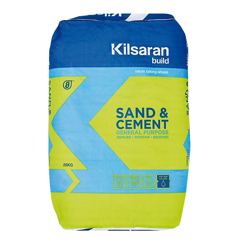 Sand And Cement (Water Mix)