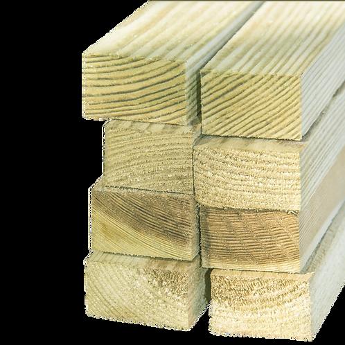 25x38mm Timber Roof Battens @ 4.8m