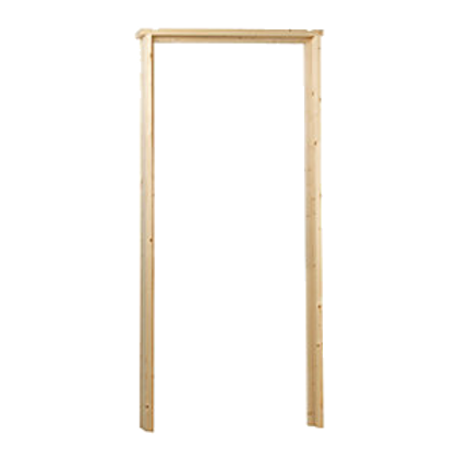 Rebated Door Frames (100x38mm) (95mm Finish)