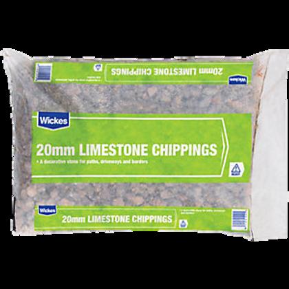 Limestone 20mm 25kg Bag