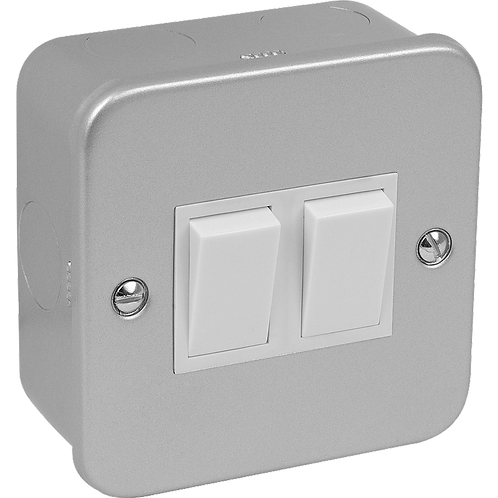 Metal Clad Switch 2G