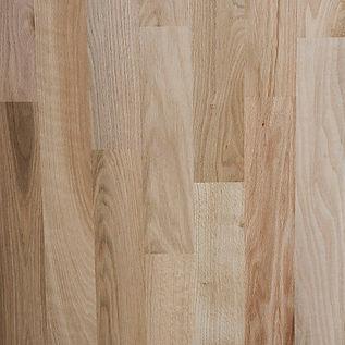 Unfinished Hardwood