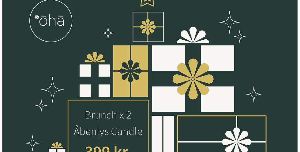 Brunch Experience & Candle