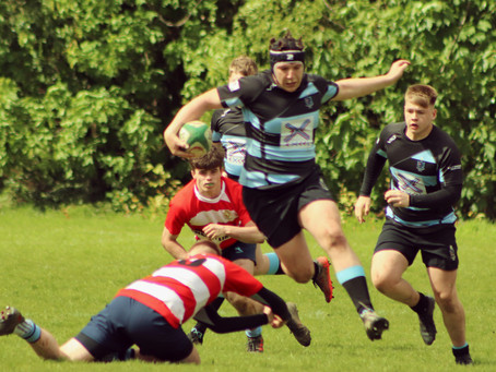 Photos from the Youth game at Llandaff