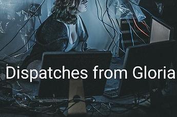 Gloria With Computers .jpeg
