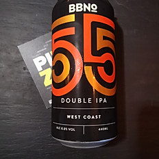 Brew  by number DIPA CAN 33CL 8°