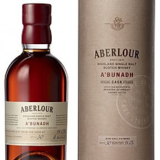 ABERLOUR A Bunadh 59,2% Single Malt Whisky, Ecosse / Speyside, 70cl