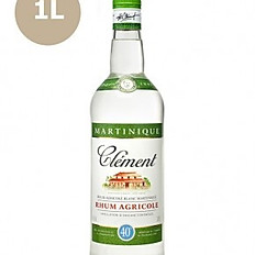 RHUM CLEMENT Blanc 40%