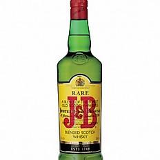 J & B Rare 40% Blended Whisky, Ecosse, 70cl,