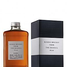 NIKKA From the Barrel 51,4% Blended Whisky, Japon, 50cl