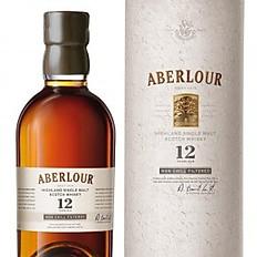ABERLOUR 12 ans Un-chillfiltered 48% Single Malt Whisky, Ecosse / Speyside, 70cl