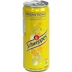 CANNETE SCHWEEPPES Indian Tonic 33CL