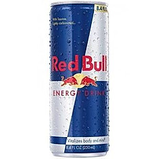 CANNETE RED BULL