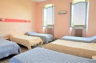 Chambre dortoir de 6 personnes