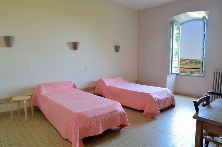 La chambre de 2 personnes