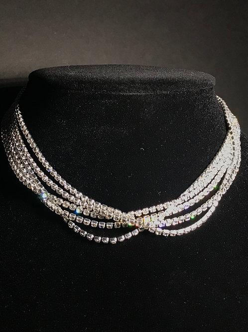 Diamond 5 row