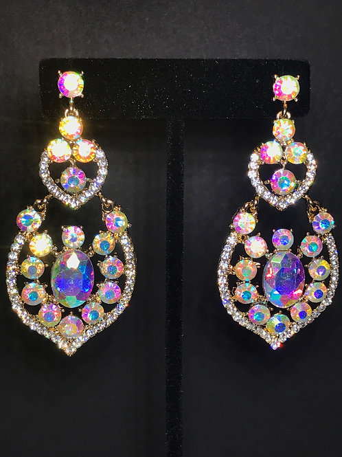 Rainbow Diamant Earrings