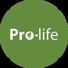 Green Logo Prolife.png