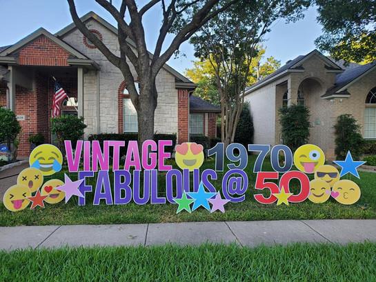 Fabulous at 50!