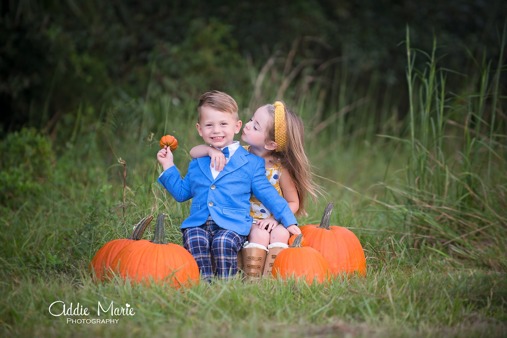 Fall Field Mini Sessions - Orlando Photographer