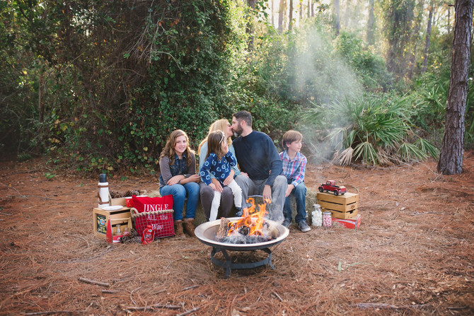 S'mores Mini Sessions with Addie Marie Photography - Orlando