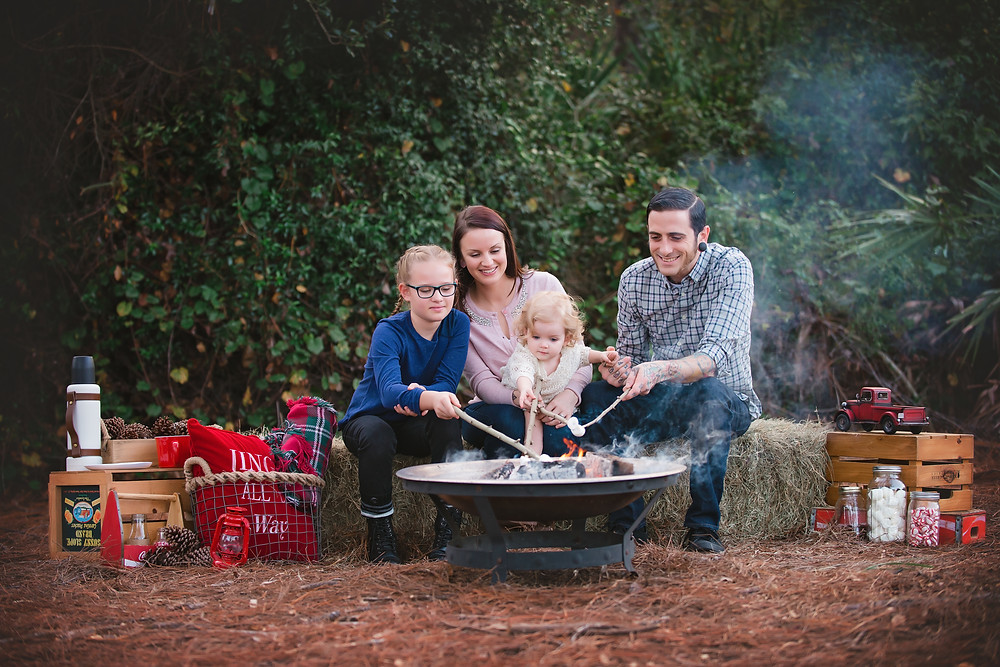 Smores Mini Session Orlando Florida - Addie Marie Photography