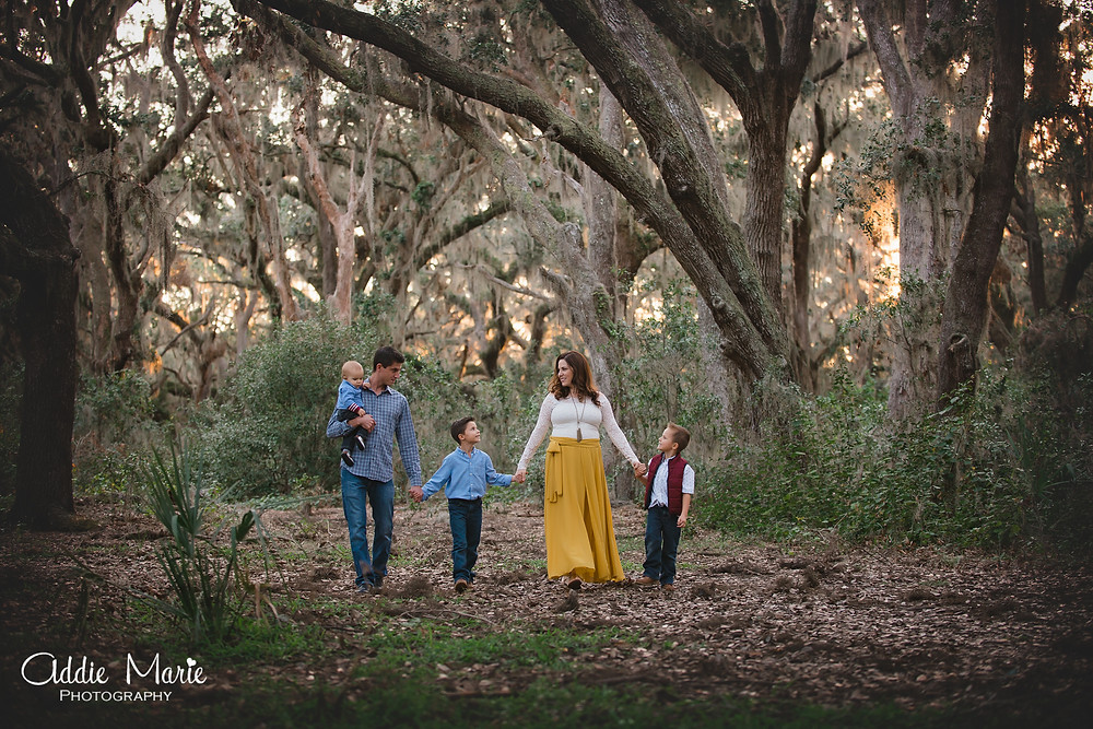 Fall Mini Session Orlando Florida Photos - Addie Marie Photography