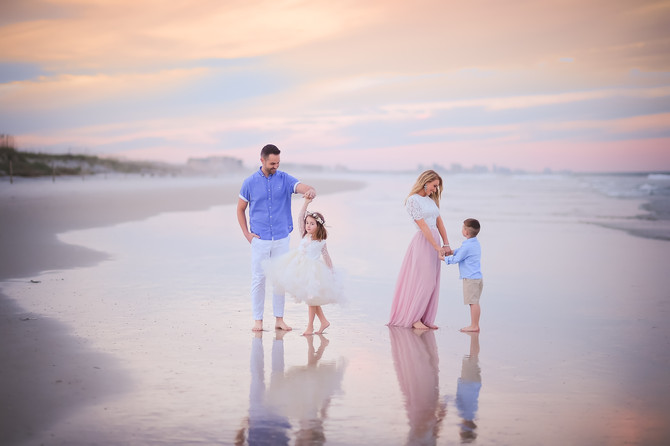 What to Wear For Family Pictures -Orlando Photographer