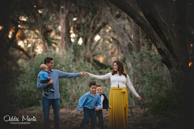 Enchanted Forest Mini Sessions - Orlando, Florida