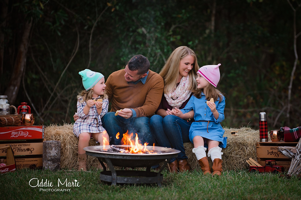 Smore Mini Session Orlando Photographer