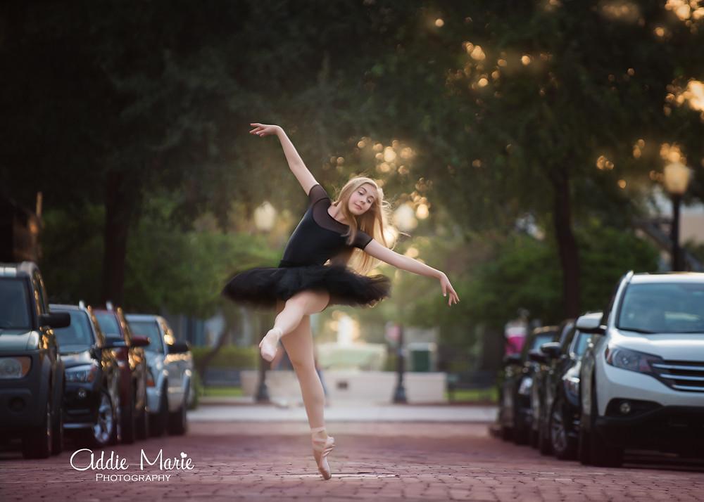 Winter Park Photographer - Ballet Session