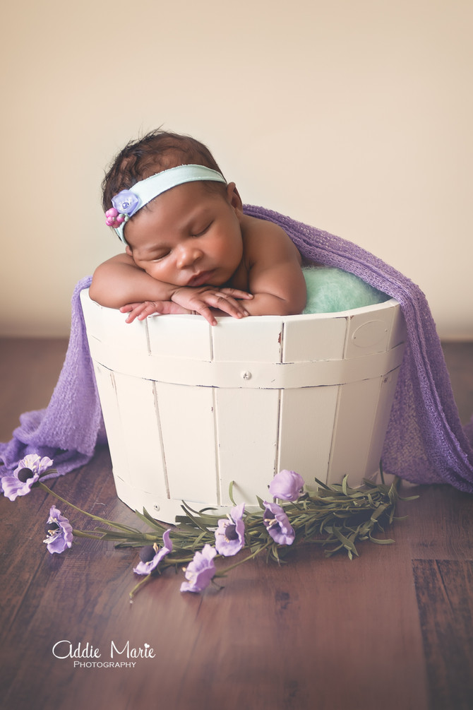 Sweet Newborn Session