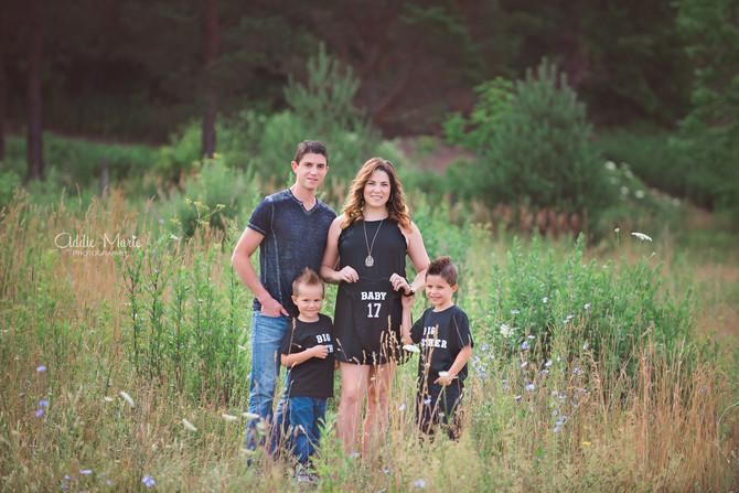 Pregnancy Announcement - Orlando Maternity Photographer