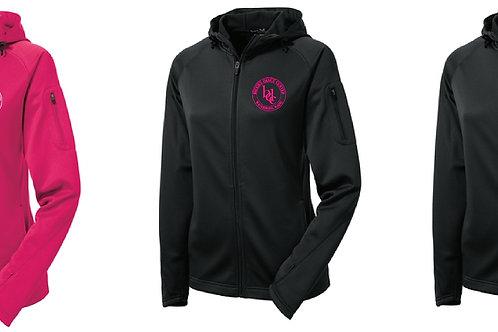 Ladies full zip jacket