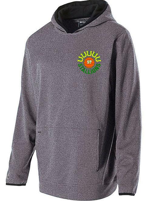 Performance Fleece Hooded Sweatshirt