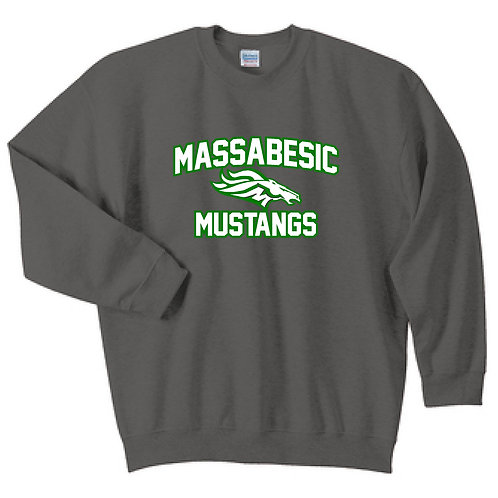 Massabesic crewneck sweatshirt