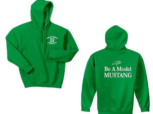 WES Hooded Sweatshirt
