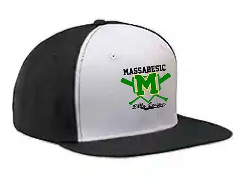 MLL Flat Brim Snapback Hat