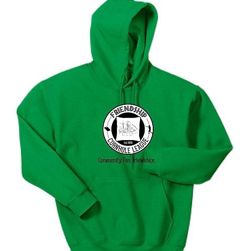FCL hooded sweatshirt