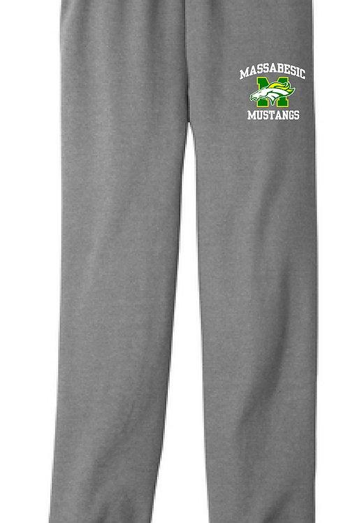 Massabesic embroidered sweatpants