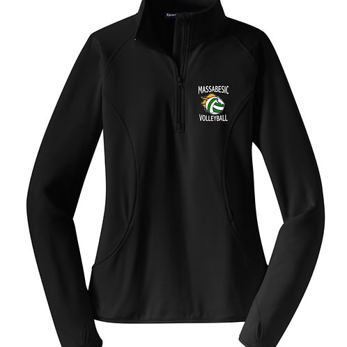 Volleyball 1/4 zip pullover