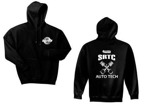 SRTC hooded sweatshirt