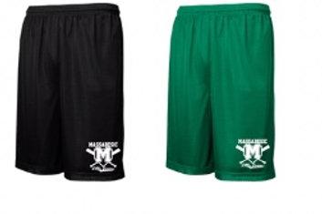 Athletic Mesh Shorts